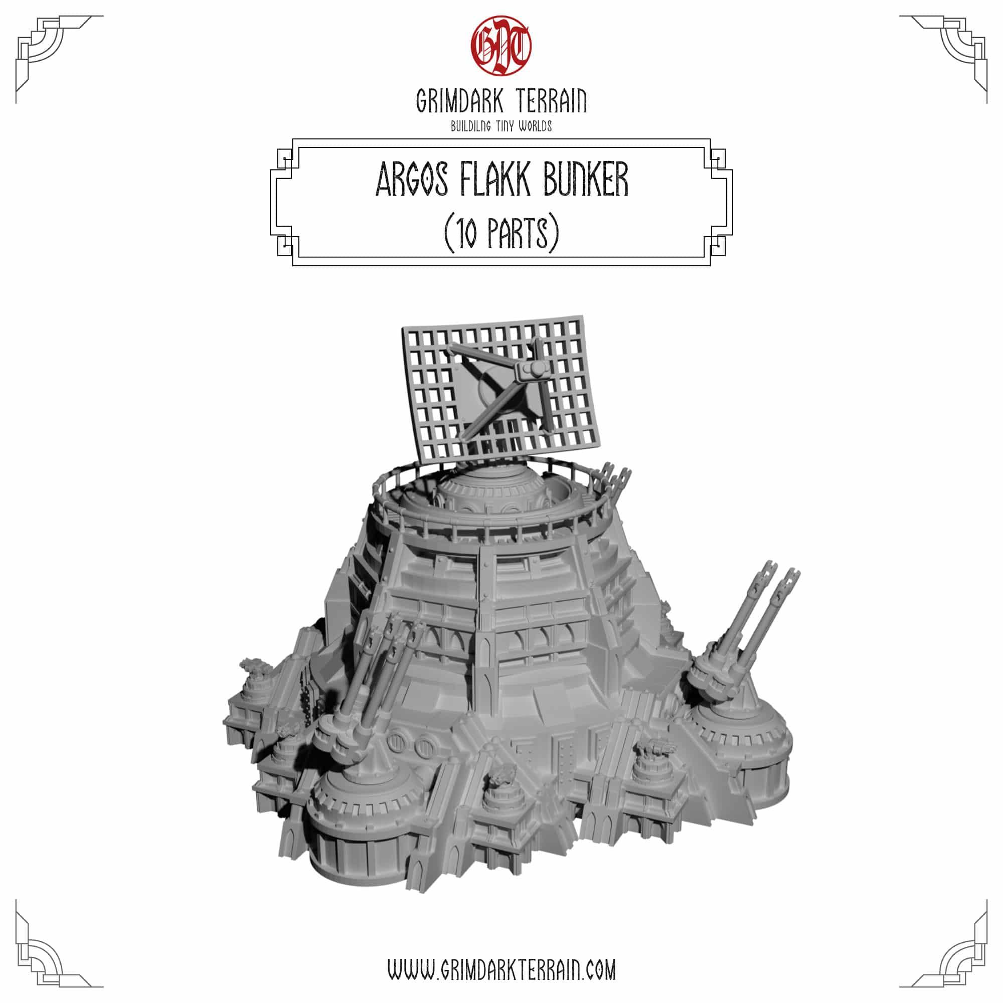 Template Construct: Argos Flakk Bunker