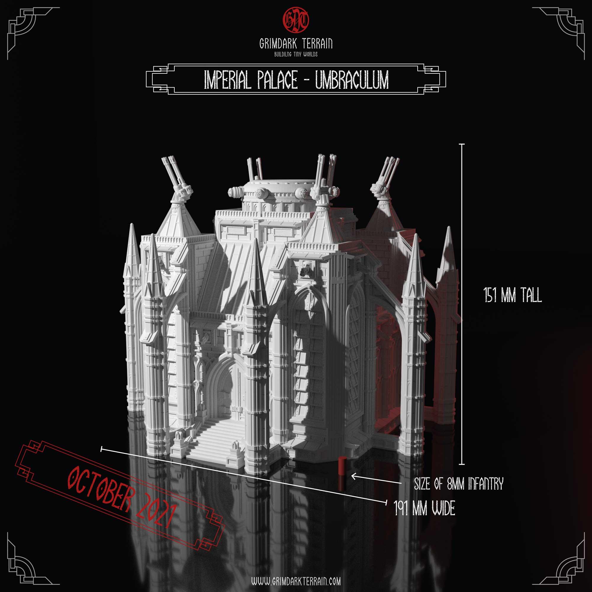 Template Construct: Imperial Umbraculum